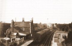 Pitsford station
